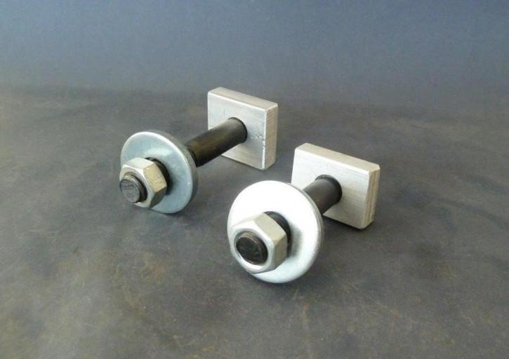 Befestigungsset für Schraubstock (50mm)