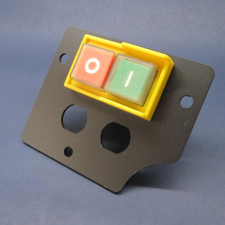 Schalter Typ 1 - 230V (u.a. für INTERKRENN Bohrmaschinen TB-13)