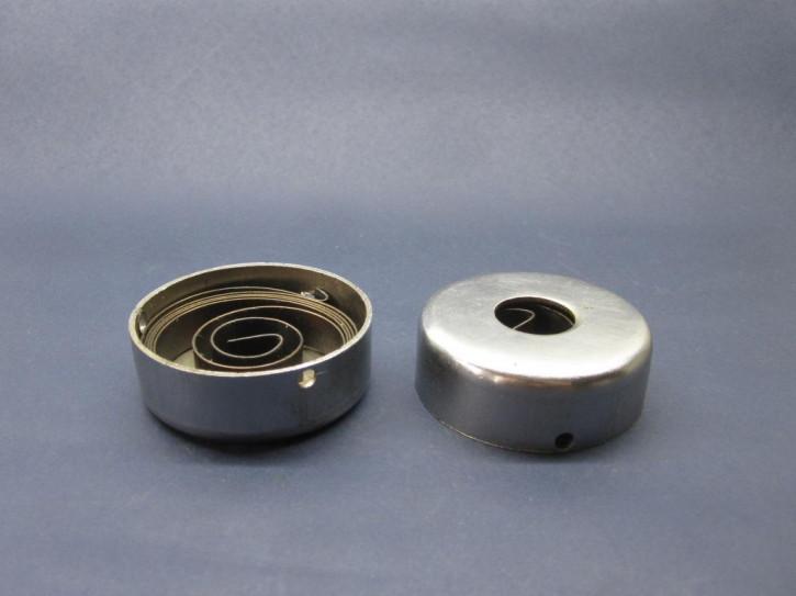 Rückholfeder mit Gehäuse für Bohrmaschinen TB-16Vario Ø=53mm