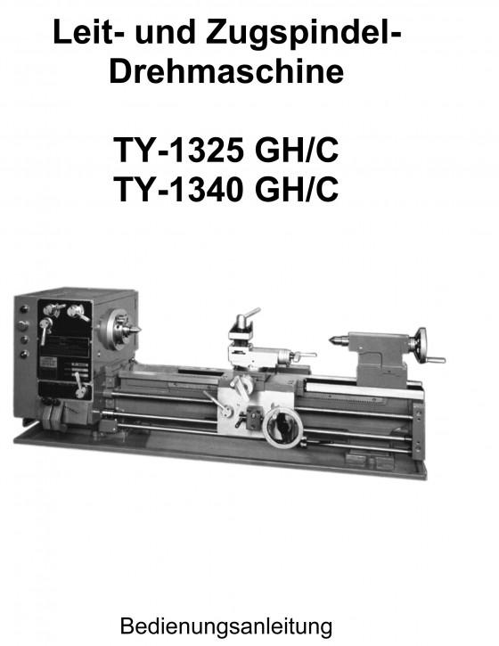 Bedienungsanleitung TY-1340 GH/C