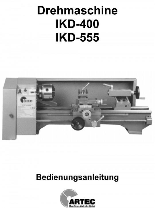 Bedienungsanleitung IKD BJ 1999 bis BJ 2003