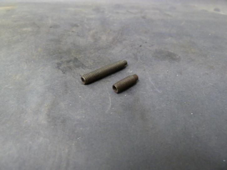 Stellschraube zu BS-12, 2 Varianten