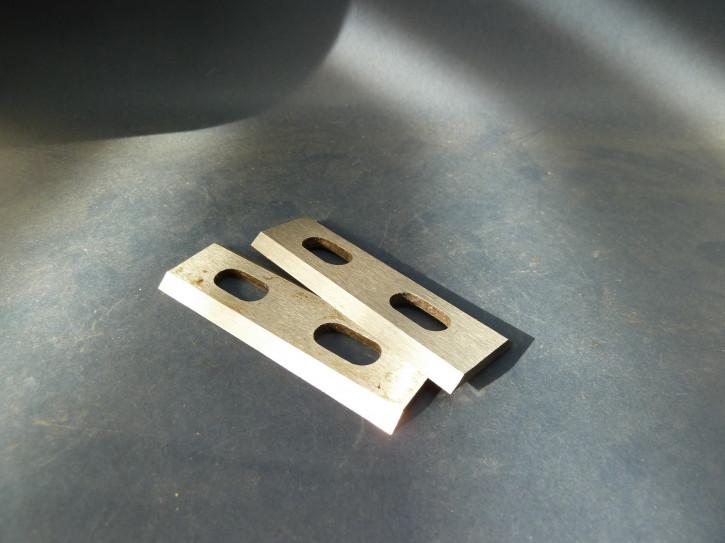 Messersatz (2 St.) zu Elektrohobel (nach Abma