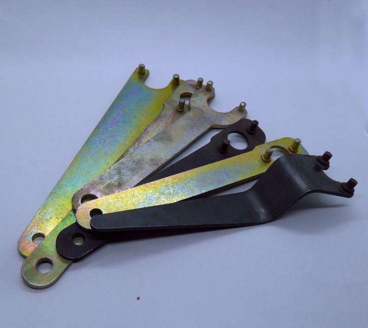 Stirnlochschlüssel zu Winkelschleifer (Größe nach Auswahl)
