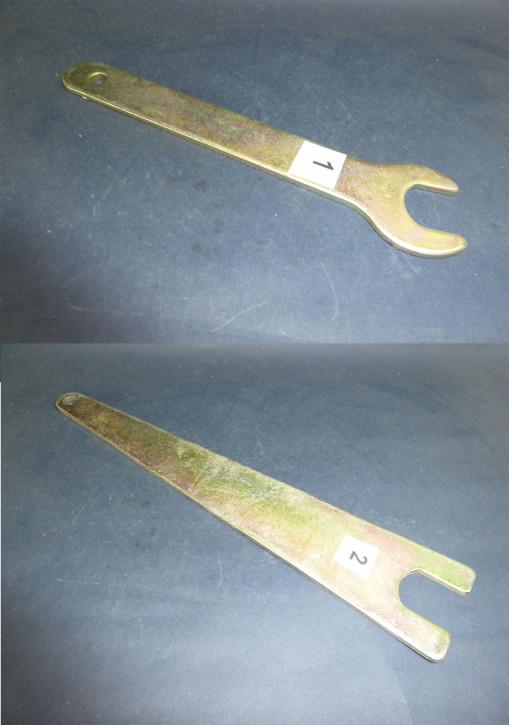 Gabelschlüssel zu Winkelschleifer (17mm o. 19mm)