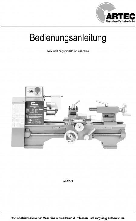Bedienungsanleitung CJ-9521