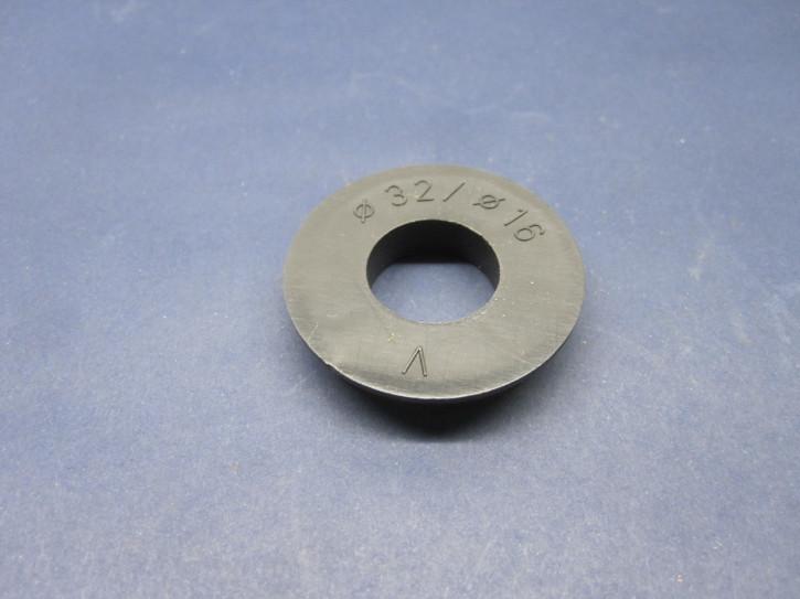 Reduzierring Ø32->16 mm - Paar