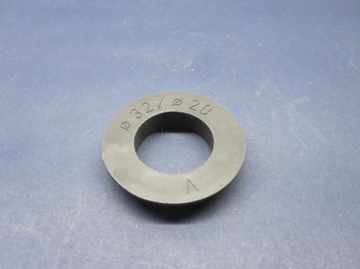 Reduzierring Ø32->20 mm - Paar
