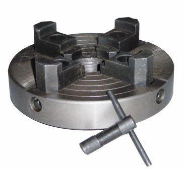 Planscheibenfutter Ø150mm (4 Backen) zu MC-900