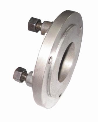 Futterflansch 125mm (95mm, 3 Loch)
