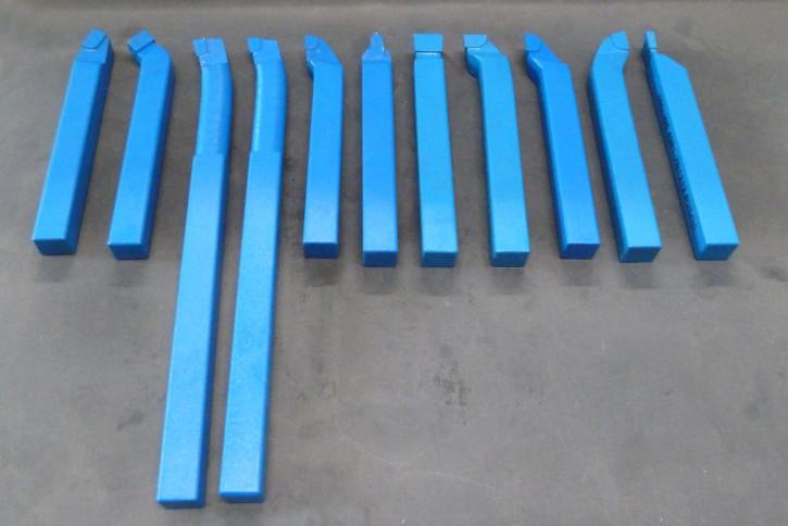 Drehmeißel-Set 11-teilig, HM 10mm Schaft