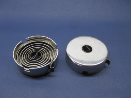 Rückholfeder mit Gehäuse (Ø=43-68 mm) für Bohrmaschinen
