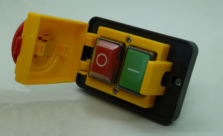 Schalter Typ DKLD DZ-6-2 - 230V