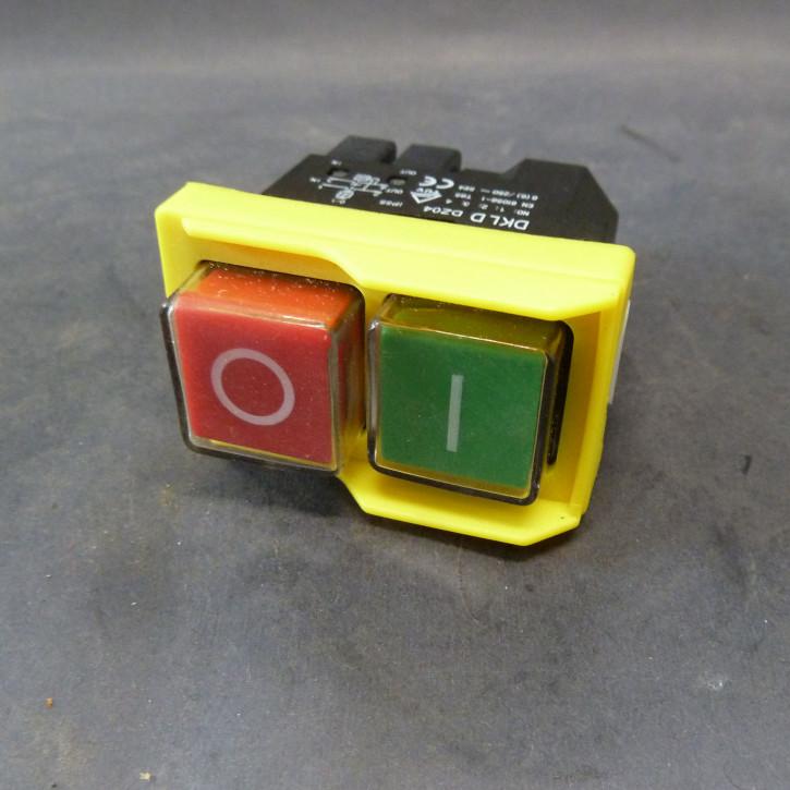 Schalter Typ DKLD DZ04 / KJD-6 - 230V