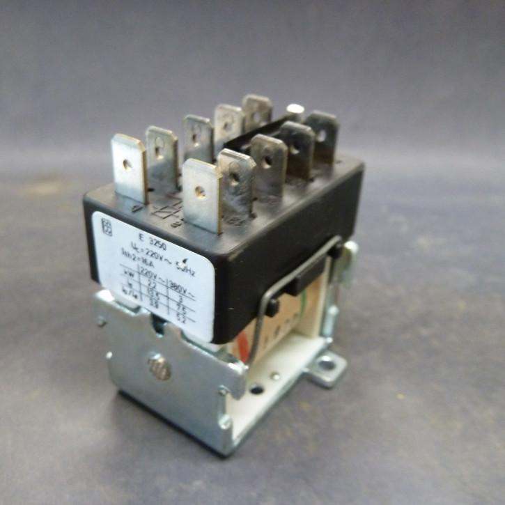 Relais m. 4 Schaltenden f. E/A-Schalter (Typ JD2) - 230V