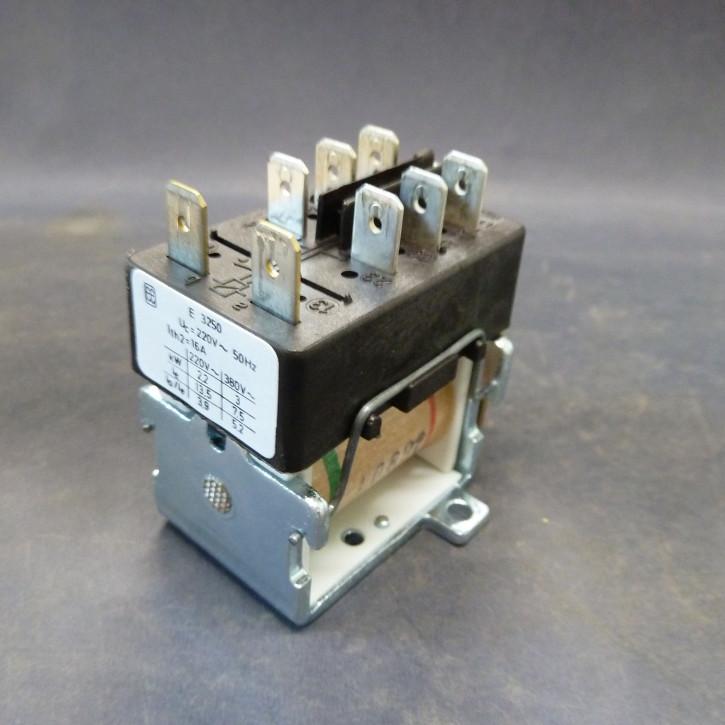 Relais m. 3 Schaltenden f. E/A-Schalter (Typ JD2) - 230V