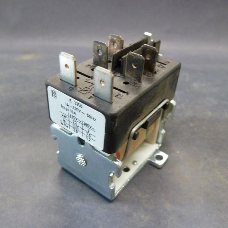 Relais m. 2 Schaltenden f. E/A-Schalter (Typ JD2) - 230V