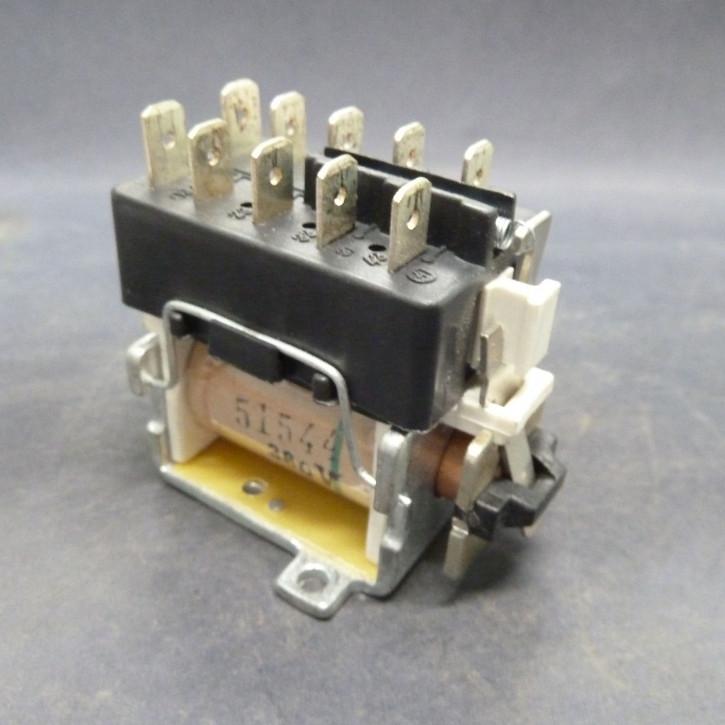 Relais m. 4 Schaltenden f. E/A-Schalter (Typ JD2) - 400V