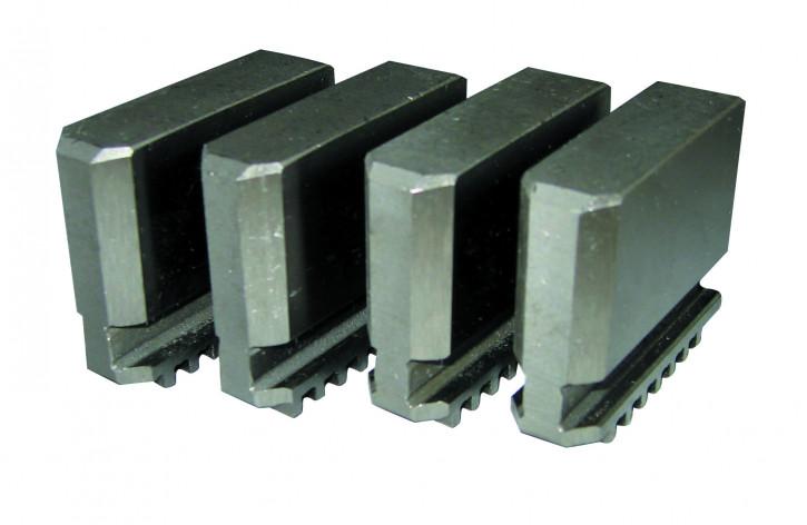 Weiche Blockbacken zu VIER-Backenfutter 80-200mm